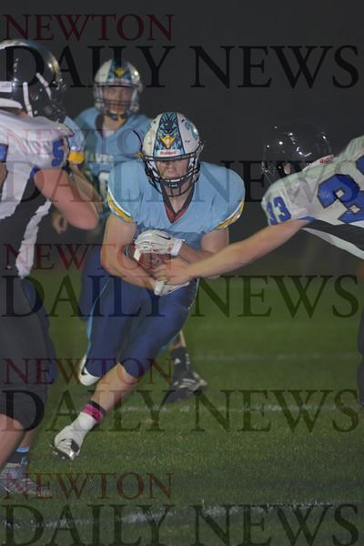 10-9 Lynnville-Sully FB vs. GMG