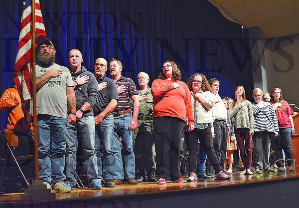 2015 Newton Veterans Day