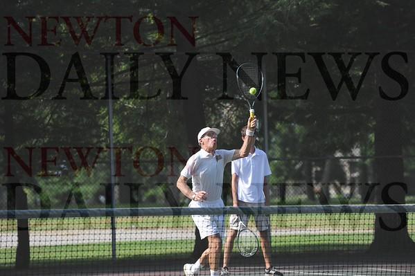 Bob Mitchell tennis 8-12-2015