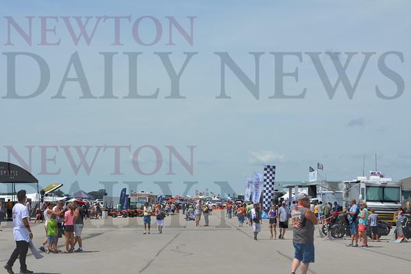 Iowa Speedway Fan Walk July 31-Aug.1 2015