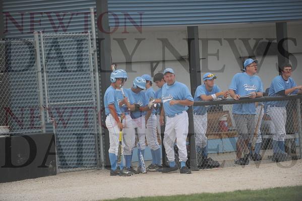 Lynnville-Sully baseball, softball 7-10-2015