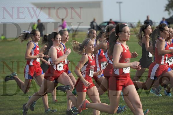Newton cross country regional 10-23-2015