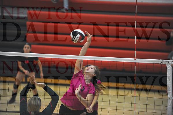 Newton volleyball Tournament 10-3-2015